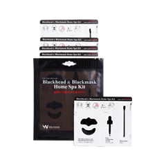 Очищение Wish Formula Набор Blackhead  Blackmask Home Spa Kit