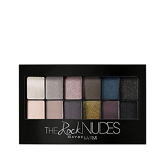 Для глаз Maybelline New York The Rock Nudes maybelline палетка теней the nudes 01