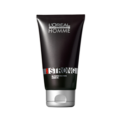 Стайлинг LOreal Professionnel Homme Strong Gel (Объем 150 мл)