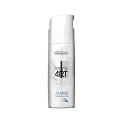 Спрей для укладки LOreal Professionnel Tecni Art Wild Fix Design (Объем 200 мл)