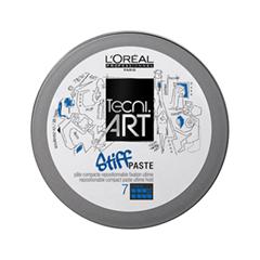 �������� L'Oreal Professionnel �������������� ����� Tecni Art Stiff Paste (����� 75 ��)