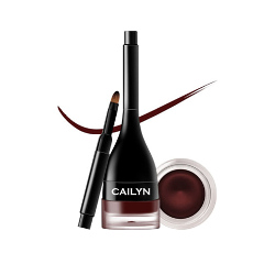 Подводка Cailyn Gel Eyeliner 07 Plum (Цвет 07 Plum variant_hex_name 5f2726)