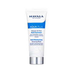 Ночная маска Mavala Aqua Plus Multi-Moisturizing Sleeping Mask (Объем 75 мл) pomegranate sleeping mask sans rincage moisturizing whitening brightening nourishing replenishment beauty salon 1000g