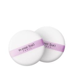 Спонжи и аппликаторы Vivienne Sabo Набор велюровых спонжей для макияжа набор vivienne sabo round latex makeup sponges set набор 2 шт