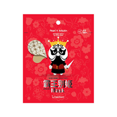 Тканевая маска Berrisom Peking Opera Mask Series - King (Объем 25 мл) berrisom horror mask scull black rice объем 25 мл