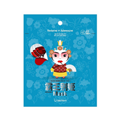 Тканевая маска Berrisom Peking Opera Mask Series - Queen (Объем 25 мл)