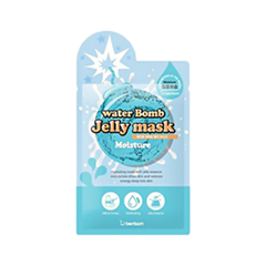 Тканевая маска Berrisom Water Bomb Jelly Mask - Moisture (Объем 33 мл)