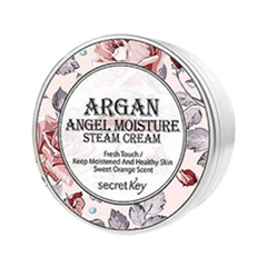 Крем Secret Key Argan Angel Moisture Steam Cream Best #2 (Объем 80 мл)