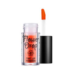 Тинт для губ Secret Key Flower Drop Tint Lip Powder 02 (Цвет 02 Orange variant_hex_name FF5A30)