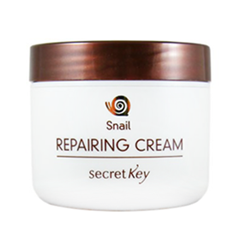 Крем Secret Key Snail Repairing Cream (Объем 50 г)