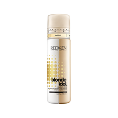 Кондиционер Redken Blonde Idol Custom-Tone Conditioner Gold for Warm Blondes (Объем 196 мл)
