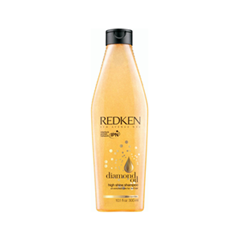 Шампунь Redken Diamond Oil High Shine Shampoo (Объем 300 мл)
