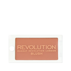 Румяна Makeup Revolution Powder Blush Treat (Цвет Treat variant_hex_name DC9572) treat