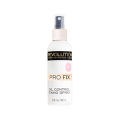 Фиксатор макияжа Makeup Revolution Pro Fix Oil Control Makeup Fixing Spray (Объем 100 мл)