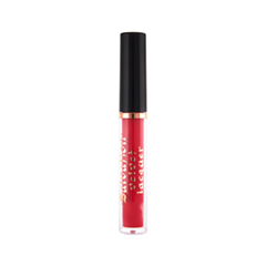 Salvation Velvet Lip Lacquer Keep Trying for You (Цвет Keep Trying for You  variant_hex_name C7202A)