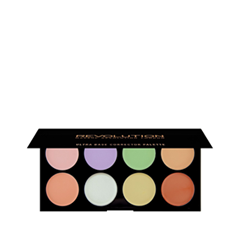 Для лица Makeup Revolution Ultra Base Corrector Palette для лица makeup revolution ultra strobe balm palette