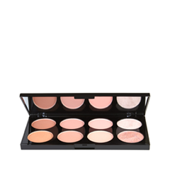 Для лица Makeup Revolution Ultra Blush and Contour Palette Hot Spice (Цвет Hot Spice variant_hex_name D7897D) для лица makeup revolution ultra strobe balm palette