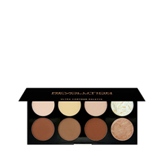 Для лица Makeup Revolution Ultra Contour Palette кисть для лица makeup revolution ultra contour foundation f302