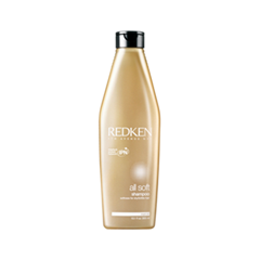 Шампунь Redken All Soft Shampoo (Объем 300 мл)