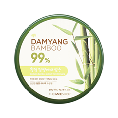 Гель The Face Shop Damyang Bamboo Fresh Soothing Gel (Объем 300 мл) крем the saem horse oil soothing gel cream объем 300 мл