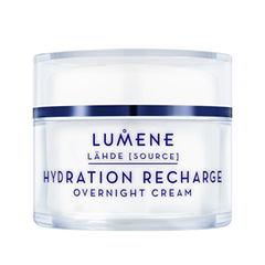 Ночной крем Lumene Lahde Hydration Recharge Overnight Cream (Объем 50 мл)