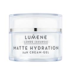Крем Lumene Lahde Matt Hydration 24H Cream-Gel (Объем 50 мл)