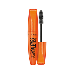 Тушь для ресниц Rimmel Scandaleyes Reloaded Extreme Volume & Wear Mascara 001 (Цвет 001 Black variant_hex_name 000000) тушь для ресниц isadora hypo allergenic mascara 02