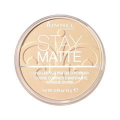 Stay Matte Re-Pack Powder 001 (Цвет 001 Transparent variant_hex_name DCA785)