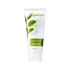 Пенка The Face Shop Green Tea Phyto Powder Cleansing Foam (Объем 170 мл)
