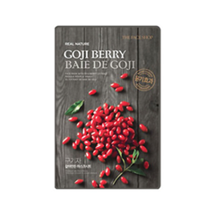 Тканевая маска The Face Shop Real Nature Mask Sheet Goji Berry (Объем 23 г)