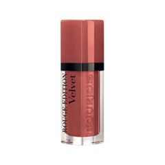 Жидкая помада Bourjois Rouge Edition Velvet 12 (Цвет 12 Beau Brun variant_hex_name A04445 Вес 10.00)