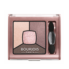 Для глаз Bourjois Smoky Stories 02 (Цвет 02 Over Rose variant_hex_name B68E8A) коптильня grillux smoky simple взр235