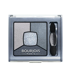 Тени для век Bourjois Smoky Stories 03 (Цвет 03 I Love Blue variant_hex_name A4A5B7)