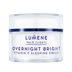 Ночной уход Lumene Valo Overnight Bright Vitamin C Sleeping Cream (Объем 50 мл) крем librederm vitamin e cream antioxidant for face 50 мл