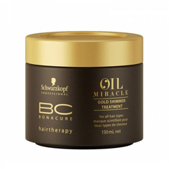 ����� Bonacure Oil Miracle Gold Shimmer Treatment (����� 150 ��)