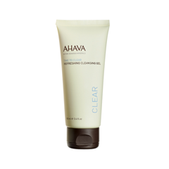 Гель Ahava Гель для умывания Time to Clear Refreshing Cleansing Gel (Объем 100 мл) ahava time to energize крем для бритья без пены time to energize крем для бритья без пены