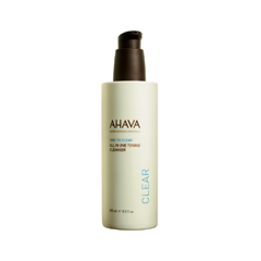 Снятие макияжа Ahava Молочко Time To Clear All In 1 Cleanser (Объем 250 мл) ahava time to energize крем для бритья без пены time to energize крем для бритья без пены