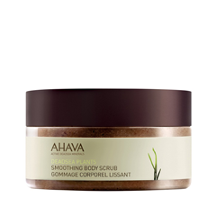 Скрабы и пилинги Ahava Deadsea Plants Smoothing Body Exfoliator (Объем 235 мл) гель для душа ahava deadsea salt liquid deadsea salt объем 200 мл