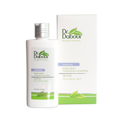 ������ ��� ���� Dr. Dabour Wellness body lotion (����� 250 ��)
