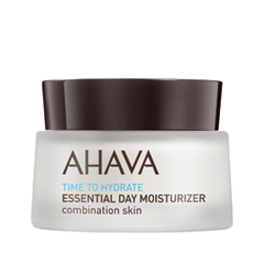 Крем Ahava Time To Hydrate Essential Day Moisturizer (Объем 50 мл) ahava time to energize крем для бритья без пены time to energize крем для бритья без пены