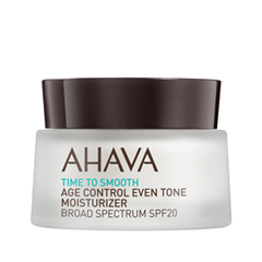 Крем Ahava Time To Smooth Age Control Even Tone Moisturizer (Объем 50 мл)