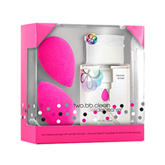 ������ � ����������� Beautyblender 2 ������ Original + ��������� ���� 150 �� (����� 150 ��)