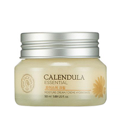 Крем The Face Shop Calendula Essential Moisture Cream (Объем 50 мл)