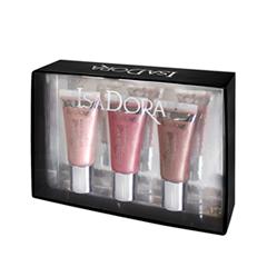 Блеск для губ IsaDora Подарочный набор Gloss Glace