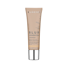 Тональная основа Lumene Blur Foundation Longwear SPF 15 0.5 (Цвет 0.5 Fair Nude variant_hex_name E4C29C)