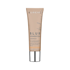 Тональная основа Lumene Blur Foundation Longwear SPF 15 1 (Цвет 1 Classic Beige)