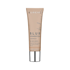 Тональная основа Lumene Blur Foundation Longwear SPF 15 2 (Цвет 2 Soft Honey variant_hex_name CBA990)