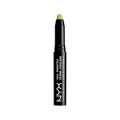 Тени для век NYX Professional Makeup Full Throttle Shadow Stick 08 (Цвет 08 Poison Proper variant_hex_name ABC83E) nyx professional makeup палетка теней для век full throttle shadow palette bossy 07