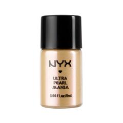 Тени для век NYX Professional Makeup Loose Pearl Eye Shadow 01 (Цвет 01 Nude variant_hex_name EBD79E)