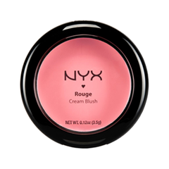 Румяна NYX Professional Makeup Rouge Cream Blush 05 (Цвет 05 Glow variant_hex_name D56A70)
